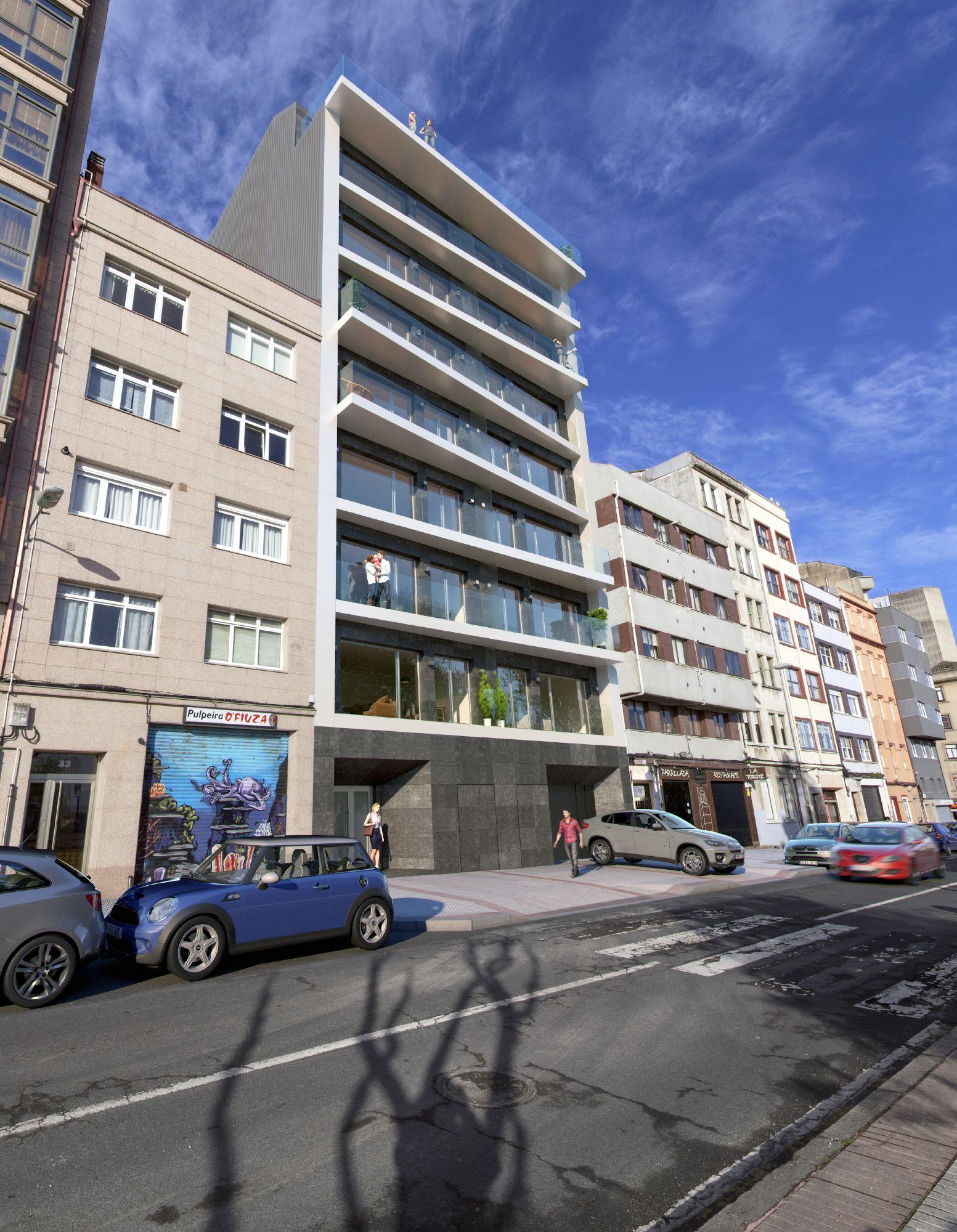 Avda. Navarra | A Coruña