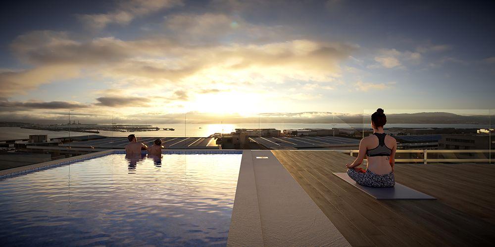 Infografía Arquitectura 3D A Coruña