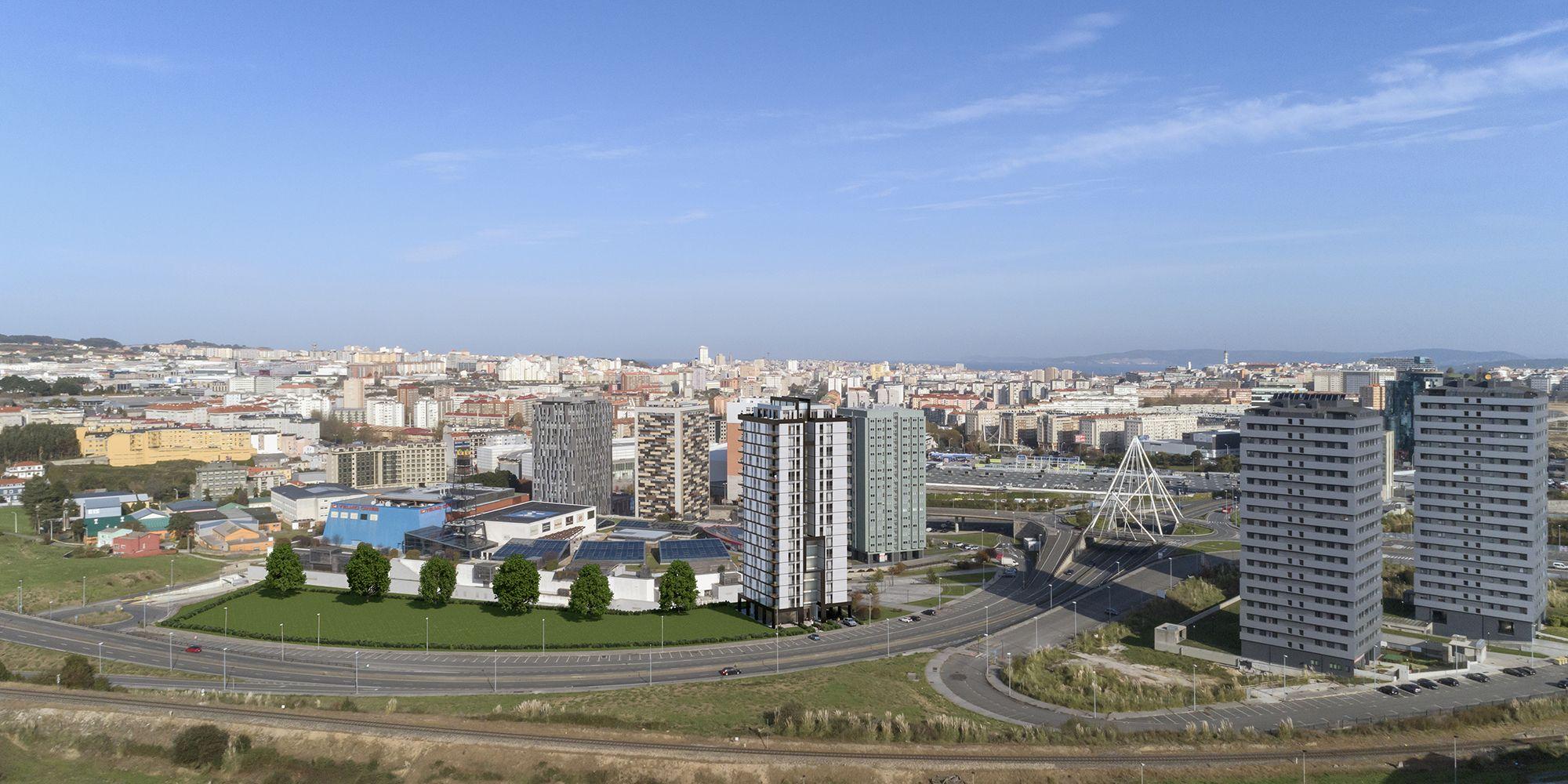 Torre Someso | A Coruña